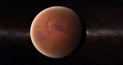 """الميكروبات الغريبة قد تكون كامنة في """"الجيوب"""" المريخية image"""
