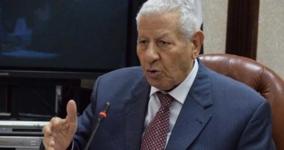 وفاة الكاتب المصري مكرم محمد أحمد image