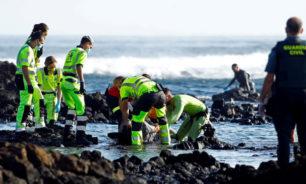 إسبانيا: توقيف 4 أشخاص على ذمة التحقيق في غرق مهاجرين image
