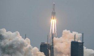 """بعد السودان.. وجهة جديدة """"محتملة"""" للصاروخ الصيني الطائش image"""
