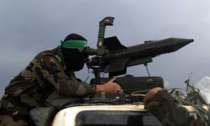 كتائب المقاومة الوطنية اعلنت قصف مستوطنات الاحتلال بعدد من الصواريخ image