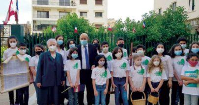أزمة تشكيل الحكومة اللبنانية خارج جدول أعمال لودريان image