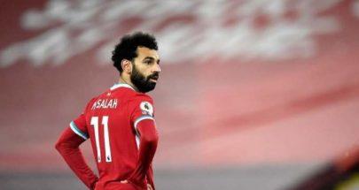 محمد صلاح يصل لمباراته رقم 200 مع ليفربول image