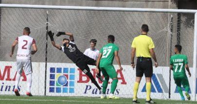 نهائي كأس لبنان غدا في جونية بين الانصار والنجمة image
