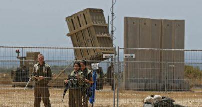 الدفاعات الجوية الإسرائيلية تعترض طائرة مسيرة أطلقت من قطاع غزة image
