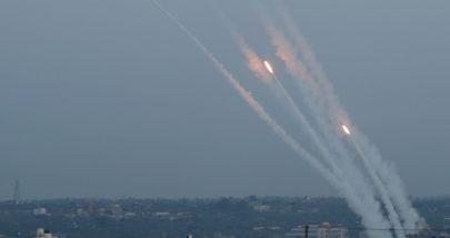 كتائب القسام اطلقت 130 صاروخا في اتجاه إسرائيل image