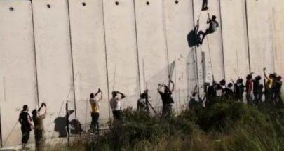 جريحان على الحدود في بلدة كفركلا برصاص العدو الاسرائيلي image