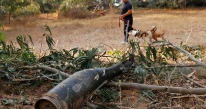 جيش الاحتلال الإسرائيلي: أكثر من ألف صاروخ أطلق من قطاع غزة image