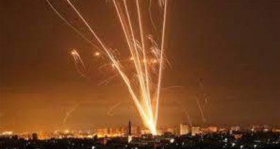 ضربة جوية إسرائيلية على منزل رئيس المكتب السياسي لحركة حماس في غزة image