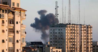 الجيش الإسرائيلي أصدر إخطارا بنيته قصف مبنى يضم مكاتب وسائل إعلام متعددة في غزة image