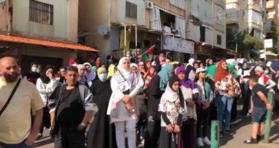 """""""المشاريع"""" تواصل لقاءات التضامن مع فلسطين وتدعو إلى الوحدة image"""