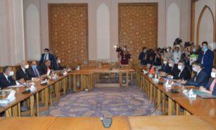 مصر تكشف تفاصيل جولة المشاورات الاستكشافية مع تركيا image
