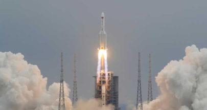 البنتاغون يتوقع موعد سقوط صاروخ الصين الخارج عن السيطرة image