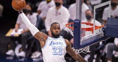 NBA: الليكرز يؤجل حسم تأهل بورتلاند الى النهائيات image