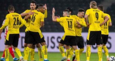 كأس المانيا: دورتموند يحرز اللقب image