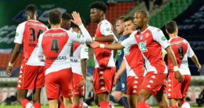 كأس فرنسا: موناكو يضرب موعداً مع الـ بي أس جي في النهائي image