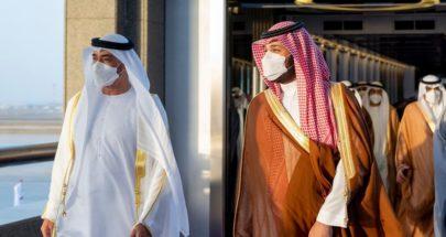 محمد بن زايد من جدة: نمضي بعلاقتنا الاستراتيجية مع السعودية بقوة image