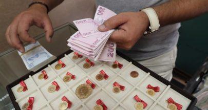 الليرة التركية تترقب قرار المركزي التركي image