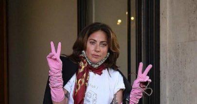 """بالصور: لهذا السبب بكت ليدي غاغا بعد إنتهاء تصوير """"House Of Gucci"""" في روما image"""