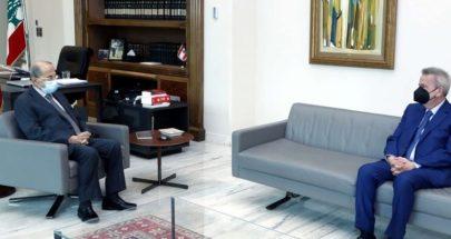"""تباين بن بعبدا والسراي بشأن """"البطاقة"""".. الرئيس يرغب بصدورها عن الحكومة image"""