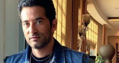 عمرو سعد يثير ضجة بصورة مسربة له image