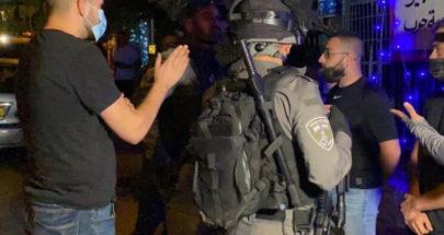 اعتقالات وإصابات في حي الشيخ جراح بالقدس.. وإطلاق نار على المعتصمين image