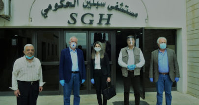 مستشفى سبلين: تلقيح 5000 مواطن image