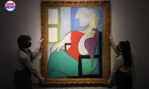 لوحة لبيكاسو تباع بأكثر من 100 مليون دولار! image