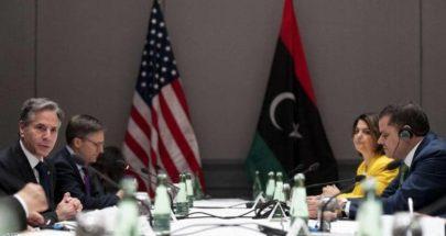 الدبيبة بعد لقاء بلينكن: خروج المرتزقة من ليبيا ضرورة ملحة image