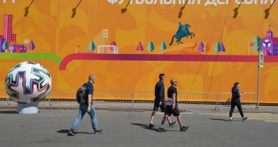 """تقييد وصول المشجعين إلى منطقة الجمهور لـ""""يورو 2020"""" في سان بطرسبورغ image"""