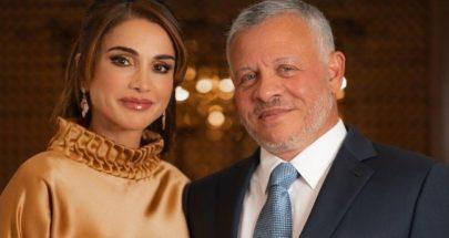 بالصور: الملكة رانيا تحتفل بعيد زواجها من الملك عبد الله الثاني.. وهكذا علّقت image
