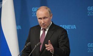"""""""هذا ليس ذنبنا"""".. بوتين يعلق على سباق التسلح image"""