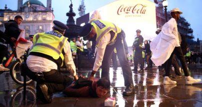 30 معتقلاً بعد مباراة إنجلترا واسكتلندا والسبب... image