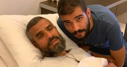 إبن الأب مجدي علاوي جثة هامدة داخل منزله في كسروان image