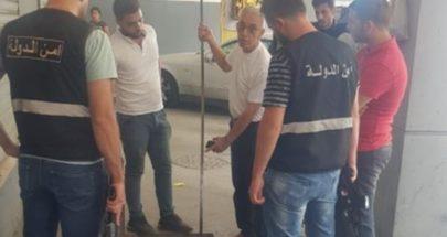 حملات دهم لأمن الدولة لمحطات المحروقات في النبطية image