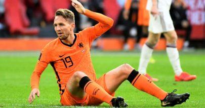 دي يونغ يغادر معسكر المنتخب الهولندي image