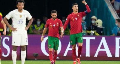 """البرتغال وألمانيا ترافقان فرنسا إلى ثمن نهائي """"يورو 2020"""" image"""