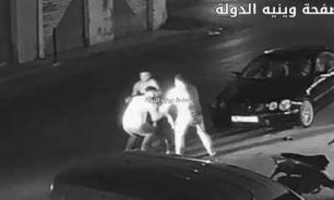"""بالفيديو: خلاف شخصي وتحدّ... ضربه بـ""""ساطور"""" على عنقه في هذه البلدة! image"""