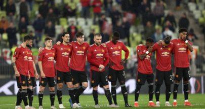 تواصل خاص بين لاعبي مانشستر يونايتد في اليورو image