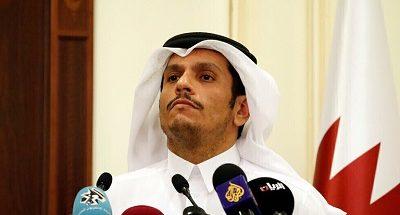 وزير الخارجية القطري: سنقدم أي دعم يطلب من الدول الشقيقة image