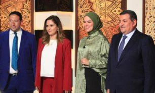 عبد الصمد زارت استديوهات 10MOJO في مدينة الإنتاج الإعلامي في القاهرة image