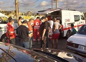 في صيدا... انقاذ 7 اشخاص من الغرق image