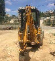 سرقة حفارة من خراج بلدة ميمس في حاصبيا image
