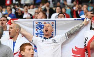 الحكومة البريطانية تسمح بحضور 60 ألف مشجع في نهائي كأس أوروبا image