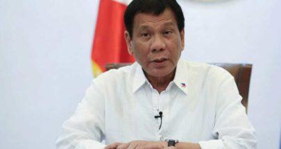 الرئيس الفلبيني للممتنعين: سأعطيكم لقاح الخنازير ليقتلكم! image