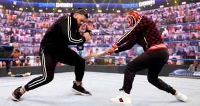 WWE: ميستيريو يصعد التحدي بوجه راينز وناكامورا يهزم كينغ كوربن image