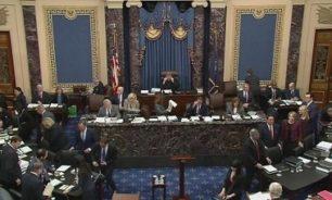 """""""الشيوخ"""" ناقش مشروع قانون لدعم علاقات إسرائيل بدول عربية image"""