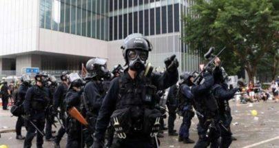 شرطة هونغ كونغ تدهم مقر صحيفة مؤيدة للديموقراطية وتعتقل 5 من مسؤوليها image