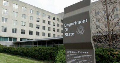 """الولايات المتحدة تأسف لحرمان الإيرانيين من """"عملية انتخابية حرة ونزيهة"""" image"""