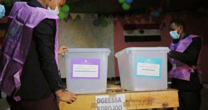 """الإثيوبيون يصوتون اليوم في انتخابات تصفها الحكومة بـ""""أول اقتراع حر"""" image"""